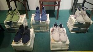 escaparates de calzado