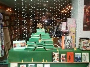 escaparates navidad libreria