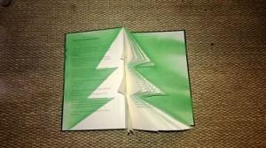 manualidades escaparates de navidad