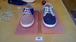 escaparates para zapatos