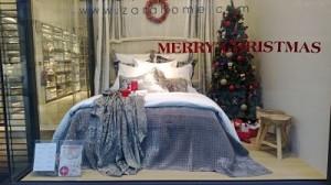 escaparates navideños de muebles