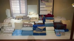 escaparates hogar toallas